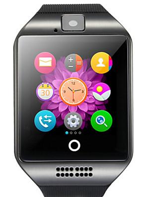 tanie Inteligentne zegarki-q18 smartwatch bt fitness tracker z obsługą kamery powiadomienie / monitor tętna inteligentny zegarek sportowy do telefonów Samsung / iPhone / Android