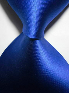 cheap Men's Accessories-Men's Luxury / Solid / Classic Necktie - Creative Stylish