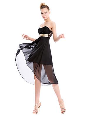cheap Wedding Wraps-Latin Dance Sashes / Ribbons Women's Sleeveless Chiffon Polyester / Clubwear