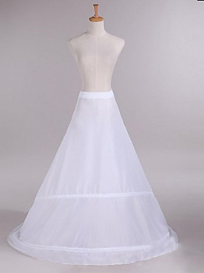 cheap Wedding Slips-Wedding Slips Taffeta Floor-length A-Line Slip with