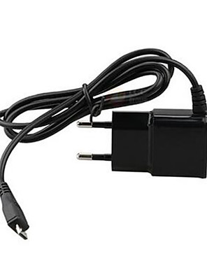 cheap Charger Kit-Home Charger / Portable Charger USB Charger EU Plug Charger Kit 1 USB Port 1 A for