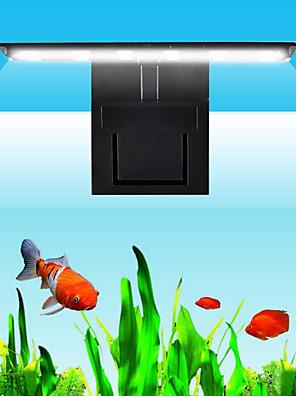 cheap Plus Size Dresses-Aquariums Aquarium LED Light / Strip Light White With Switch(es) / Clip LED Lamp 220 V V Plastic