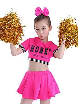 012925b21 Out of Stock. Cheerleader Costumes Outfits Performance Cotton Splicing ...