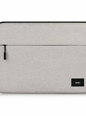 cheap Mac Accessories-Sleeves Solid Colored / Business Textile for Macbook Air 11-inch / MacBook Pro 13-inch with Retina display / MacBook Air 13-inch