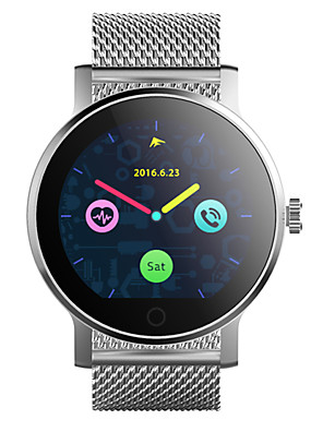 cheap Smart Watches-KW88 Smart Watch BT Fitness Tracker Support Notify/ Heart Rate Monitor Built-in GPS Sports Smartwatch Compatible with Samsung/ Iphone/ Android Phones