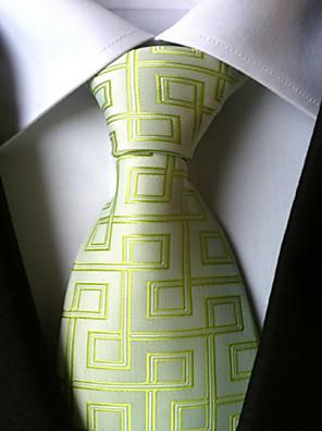cheap Men's Accessories-Men's Neckwear Necktie - Houndstooth