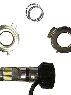 cheap Wedding Party Dresses-H4 Motorcycle Light Bulbs 35W COB 3500lm LED Headlamp