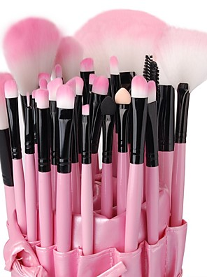 cheap Prom Dresses-Professional Makeup Brushes Makeup Brush Set 32pcs  Makeup Brushes for Eye shadow Concealer Powders Blush Foundation Lip Brush Travel Makeup bag Included
