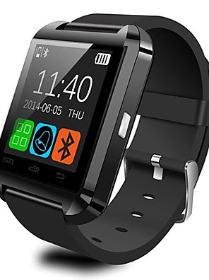 tanie Inteligentne zegarki-u8 smartwatch watch bluetooth answer i wybierz telefon passometer burglar alarm funcitons
