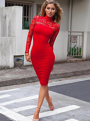 68f19dc21e Cheap Christmas Red Dresses on Sale Online   Christmas Red Dresses on Sale  for 2019
