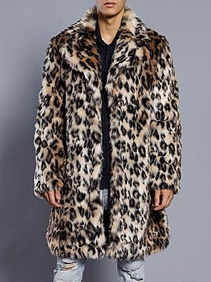 Cappotto di pelliccia uomo