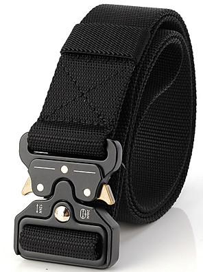 cheap Men's Belt-Men's Street chic Waist Belt - Solid Colored