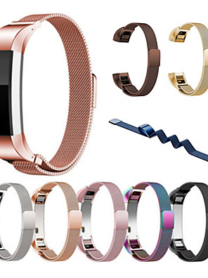 cheap Bridesmaid Dresses-Watch Band for Fitbit Alta HR Fitbit Alta Fitbit Milanese Loop Stainless Steel Wrist Strap