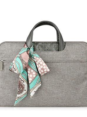 cheap Mac Accessories-Handbags Solid Color Nylon for New MacBook Pro 15-inch / New MacBook Pro 13-inch / Macbook Pro 15-inch