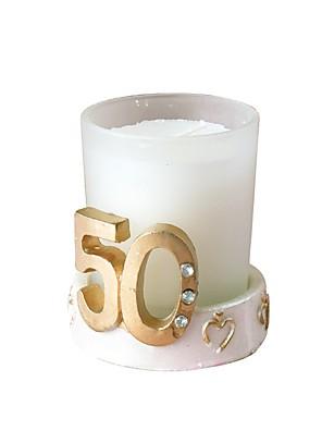 cheap Wedding Dresses-Beach Theme / Classic Theme Candle Favors - 1 pcs Wax PVC Box