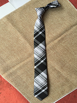 cheap Men's Accessories-Men's Party / Work Necktie - Striped