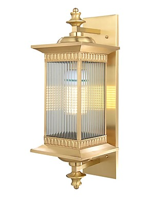 cheap Prom Dresses-QIHengZhaoMing Crystal LED / Modern / Contemporary Wall Lamps & Sconces Shops / Cafes / Office Metal Wall Light 110-120V / 220-240V 10 W