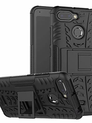 povoljno Maske/futrole za Xiaomi-Θήκη Za Xiaomi Redmi 6A sa stalkom Stražnja maska Oklop Tvrdo PC