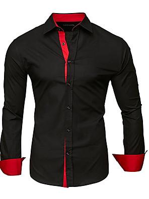 faab4dab531e Χαμηλού Κόστους Ανδρικά πουκάμισα σε μεγάλα μεγέθη Online