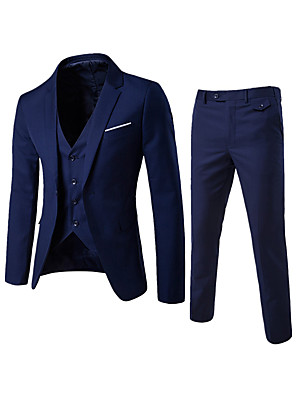 4eb2c4116cf Men s Daily   Going out   Work Street chic Regular Suits