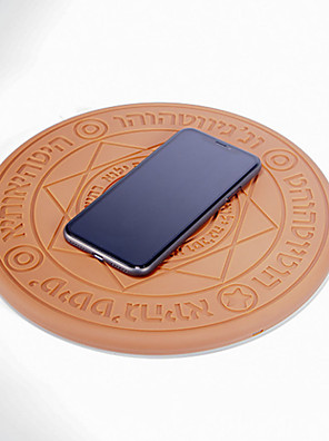cheap Wireless Chargers-Wireless Charger USB Charger USB Wireless Charger / Qi 1 USB Port 1.5 A DC 9V / DC 5V for iPhone X / iPhone 8 Plus / iPhone 8
