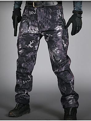 cheap Men's Belt-Men's Basic Military Daily Chinos Pants - Animal Black S / M / L