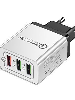 cheap Wall Chargers-Portable Charger Multi-Output Portable Charger ROHS / 3