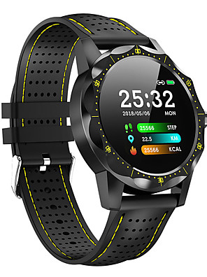cheap Smart Watches-MY1 Smart Watch BT Fitness Tracker Support Notify & Heart Rate Monitor Sports Smartwatch Compatible Samsung/Apple/Android Phones