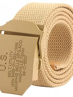 cheap Men's Belt-Men's Basic Waist Belt - Solid Colored