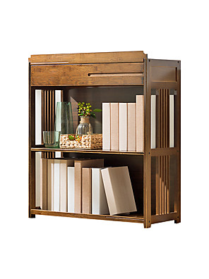 cheap Wedding Dresses-Bamboo European Bookcase Living Room