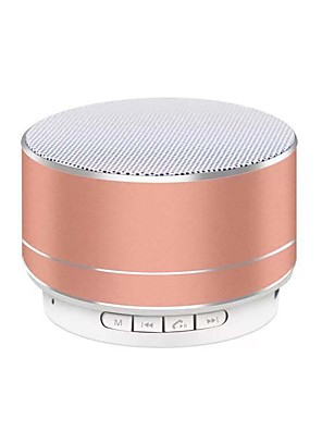cheap Wireless Chargers-A10 Portable Wireless Bluetooth Speaker With Microphone Radio Music Play Support TF Card Speakers For computer phone