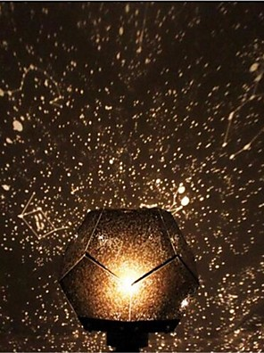 cheap Prom Dresses-Star Galaxy Starry Sky Universe Starry Night Light Star Light LED Lighting Light Up Toy Constellation Lamp Star Projector Rotating DIY Simulation Adults Kids for Birthday Gifts and Party Favors  1 pcs
