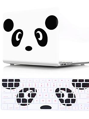 "povoljno Oprema za MacBook-Kombinirana zaštita Crtani film PVC za MacBook Air 13"" / New MacBook Pro 13"" / New MacBook Air 13"" 2018"