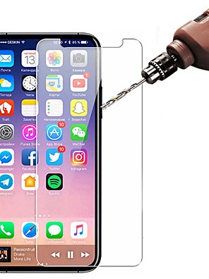 cheap iPhone Screen Protectors-HD Tempered Glass Screen Protector Film For Apple iPhone 4/4S SE 5/5S 6/6s 7 8 Plus XS X XR XS Max