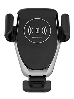 cheap Wireless Chargers-Fast Charger / Wireless Charger / Wireless Car Chargers USB Charger Universal Wireless Charger / Qi Not Supported 2 A DC 5V for iPhone X / iPhone 8 Plus / iPhone 8