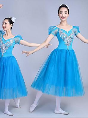 cheap Prom Dresses-Ballet Dress Lace Women's Performance Modal