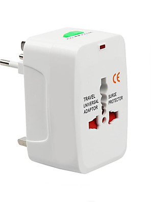 cheap Fast Chargers-All in One Electric Plug Power Socket Universal Travel Adapter for EU US UK AU
