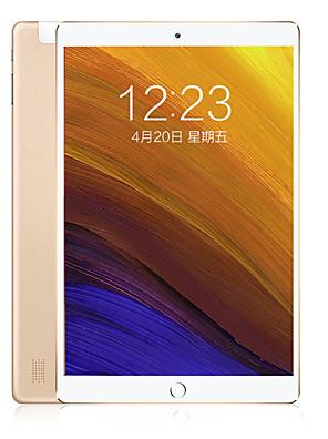 cheap iPad Keyboards-MTK6753 10.1 inch Android Tablet (Android 8.0 1920*1200 Octa Core 4GB+64GB) / Mini USB / SIM Card Slot / 3.5mm Earphone Jack