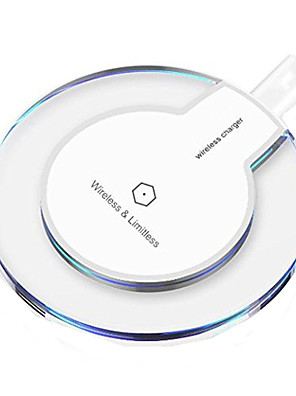 cheap Wireless Chargers-Mini Wireless Charger USB Charging Pad For iPhone