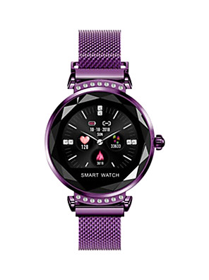 cheap Smart Watches-H2S Women Smart Watch BT Fitness Tracker Support Notify/ Heart Rate Monitor 3D Glasses Smartwatch Compatible Samsung/ Android/ Iphone