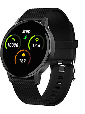 cheap Smart Watches-S3 Smart Watch BT Fitness Tracker Support Notify/Heart Rate Monitor Sports Smartwatch Compitable IPhone/Samsung/Android Phones