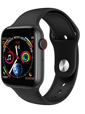 cheap Smart Watches-W34 PPG  ECG Smart Watch Bluetooth Call 1.54 Inch 2.5D Display 380Mah Battery Sport Smartwatch For Android Apple Phone