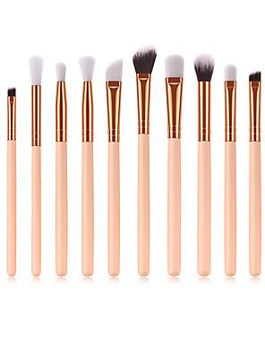 cheap Makeup Brush Sets-Professional Makeup Brushes 12pcs Professional Soft Full Coverage Lovely Wooden / Bamboo for Makeup Set Eyeshadow Kit Makeup Tools Makeup Brushes Makeup Brush Eyebrow Brush Eyeshadow Brush