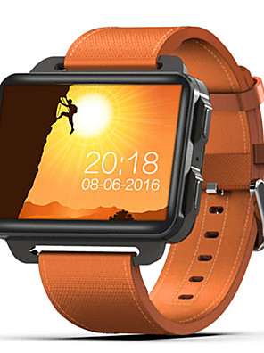 cheap Smart Watches-DM99 Smart Watch BT Fitness Tracker Support Notify/ Heart Rate Monitor Built-in GPS Android Smartwatch Phones for Samsung/ Android/ Iphone