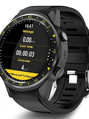 cheap Smart Watches-F1 A Unisex Smartwatch Smartphone Bluetooth GPS Sport Watch Call Watch ECG+PPG Pedometer Fitness Tracker Heart Rate Monitor Temperature Display