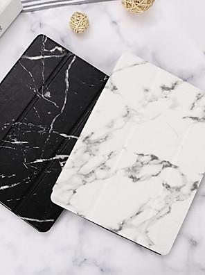 cheap iPad case-Case For Apple iPad Mini 3/2/1 / iPad Mini 4 / iPad Mini 5 with Stand / Flip Full Body Cases Marble PU Leather