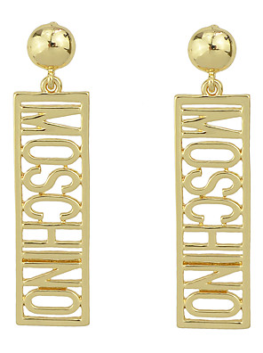 cheap Summer Dresses-Women's Drop Earrings Hollow Out Letter Romantic Elegant Earrings Jewelry Gold For Party Carnival Street Work 1 Pair