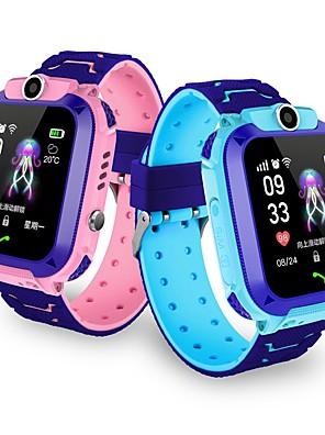 cheap Smart Watches-GM11 Kids Smart Watch Support SOS/Hands-Free Calls/ Heart Rate Monitor Built-in GPS & Camera Waterproof Smartwatch