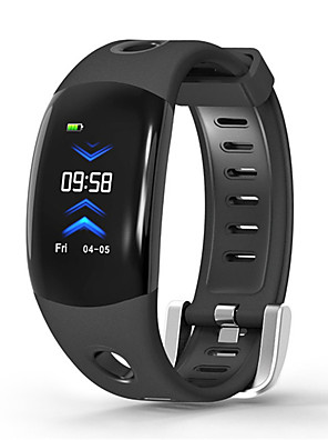 cheap Smart Watches-Smartwatch Digital Modern Style Sporty Silicone 30 m Water Resistant / Waterproof Heart Rate Monitor Bluetooth Digital Casual Outdoor - Black Black / Gray Black / Green