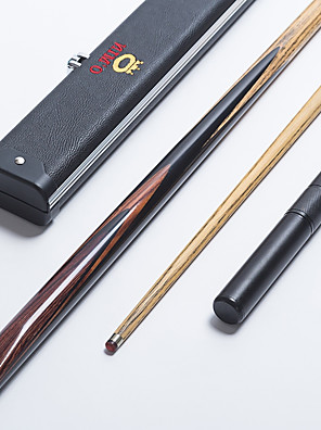 cheap Baby & Kids-O'MIN One-piece Cue Cue Sticks & Accessories Snooker / English Billiards 1.45 m